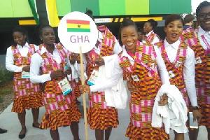 Ghana Commonwealth 1