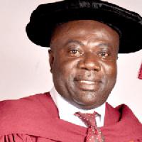 Prof. Frank Eshun, VC Takoradi Technical University
