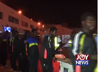 Harsh treatment was meted out to these migrants in Libya