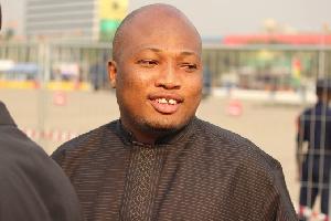 Samuel Okudzeto Ablakwa Smile