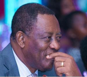 Tema Oil Refinery boss, Mr Isaac Osei