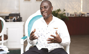 Samuel Tettey, Deputy Chairman-in-Charge of Operations