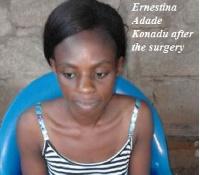 Mrs. Ernestina Adade Konadu