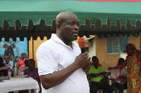 MP for Tema East, Daniel Nii Kwartei Titus Glover