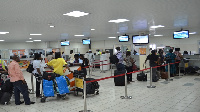 Only Ghanaians and foreigners with valid resident permits will be allowed in the country