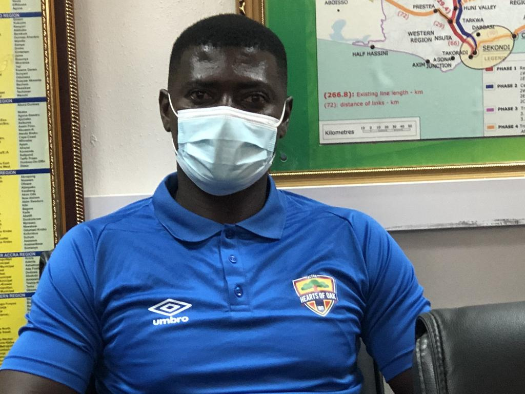 I don\'t know what Medeama wants from me - Coach Samuel Boadu