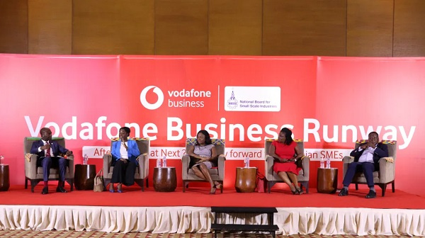Formalise and take advantage of the new normal – Vodafone CEO to MSMEs