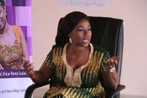 Professor Ayensu-Danquah, a political candidate