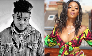 Danny Young accused Tiwa Savage of using his lyrics with prior consent