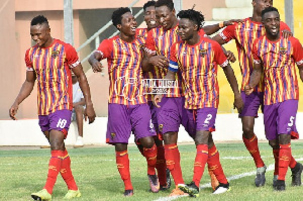 MTN FA Cup: Hearts cruise into Round of 32, Kotoko stunned
