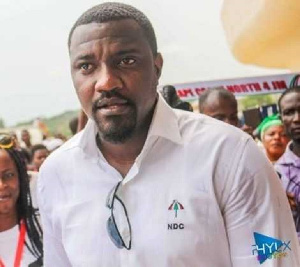 Dumelo is a newly-elected National Democratic Congress (NDC) parliamentary candidate