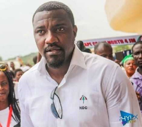 John Dumelo set to launch campaign on November 18