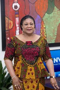 Rebecca Akufo-Addo, First Lady of Ghana