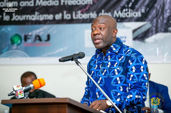 'Restructuring the Public Sector remains government's priority for economic recovery' - Oppong-Nkrumah