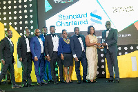 Standard Chartered is the leading Digital bank in the country