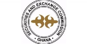 Security and Exchange Commission logo