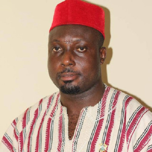 Former MCE for Nzema East Municipality, Frank Okpenyen