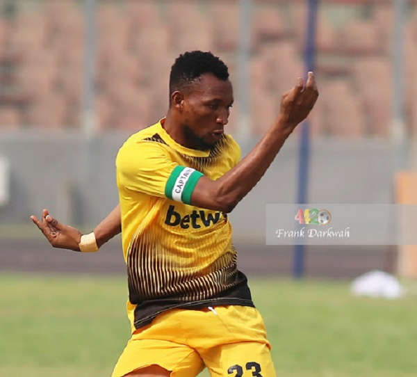 CAF Champions League: Charles Taylor wants Kotoko to augment squad with Anabila, others