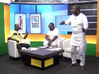 Scores of NPP sympathisers have been celebrating with the NDC's campaign song for the 2016 elections