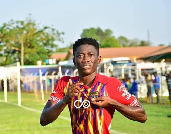 Hearts of Oak lose Umar Manaf for Chelsea test
