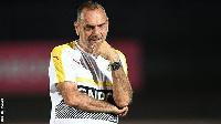 Avram Grant,Ghana's coach