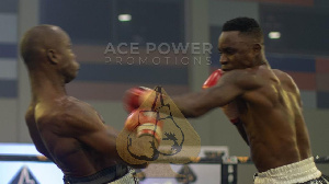 Robert 'Stopper' Quaye and Holy Dorgbetor to fight on October 16