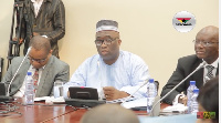 Ghartey's committee concluded that the the MP for Bawku Central was in contempt of parliament