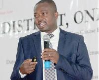 Chief Executive Officer of AGI, Seth Twum Akwaboah