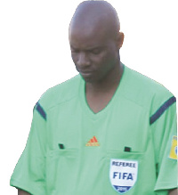 Norman Matemera will handle the game between ASEC and Aduana Stars