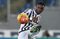 Ghana and Juventus midfielder Kwadwo Asamoah