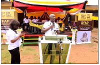 The durbar which had stakeholders in the health sector was aimed at sensitising community members