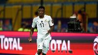Ghana defender Baba Rahman