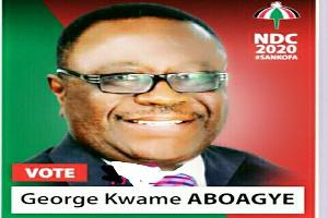 George Kwame Aboagye