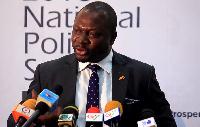 President of Ghana Association of Bankers, John Awuah