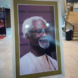Portrait of the Late Prof. Atukwei John Okai