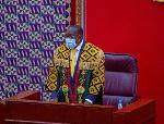 Speaker of Parliament, Alban Bagbin