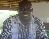 Newly endorsed DCE for Ningo-Prampram, Jonathan Teye Doku