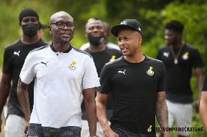 Black Stars coach C.K Akonnor