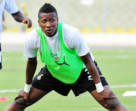 Asamoah Gyan not ruling out AFCON 2021 appearance