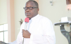 Rev. Fr Anthony Afful-Broni, Acting Vice Chancellor - UEW