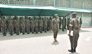 Sixty officers are participating in the training