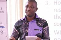 Dr Alidu Seidu, Senior Lecturer, Political Science Department, University of Ghana