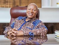 Professor Joshua Alabi, NDC Flagbearer hopeful