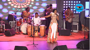 eShun is undoubtedly one of Ghana's finest when it comes to stage performance