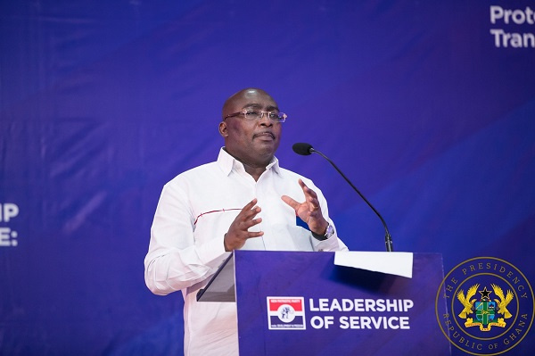 'We inherited a myriad of economic difficulties' - Dr Bawumia