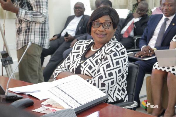 Cynthia Naa Koshie Lamptey