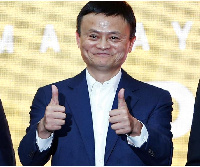 Co-founder of alibaba,Jack Ma