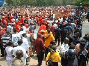 File Photo: Demonstration