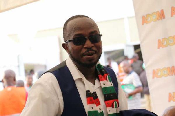 Alabi used Mahama\'s campaign to market himself - Atubiga