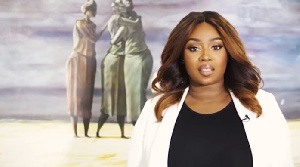 Peace Hyde, host of 'My Worst Day with Peace Hyde Season 3'